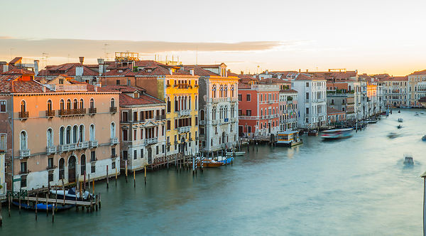 Grand Canal No.5  Venice 2016:  Photographer Neil Emmerson:  Edition of 25.