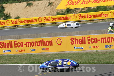 Shell eco marathon 2007