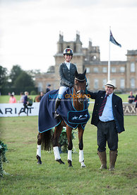 Bettina Hoy (GER) & Seigneur Medicott with Duke of Marlborough