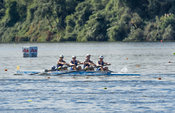 Taken during the NZSSRC - Maadi Cup 2017, Lake Karapiro, Cambridge, New Zealand; ©  Rob Bristow; Frame 1629 - Taken on: Frida...
