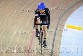 U17 Women 500m Time Trial. Ontario Track Championships, March 3, 2019