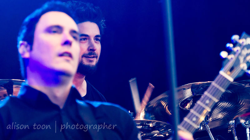 Shaun Foist, drums, Breaking Benjamin