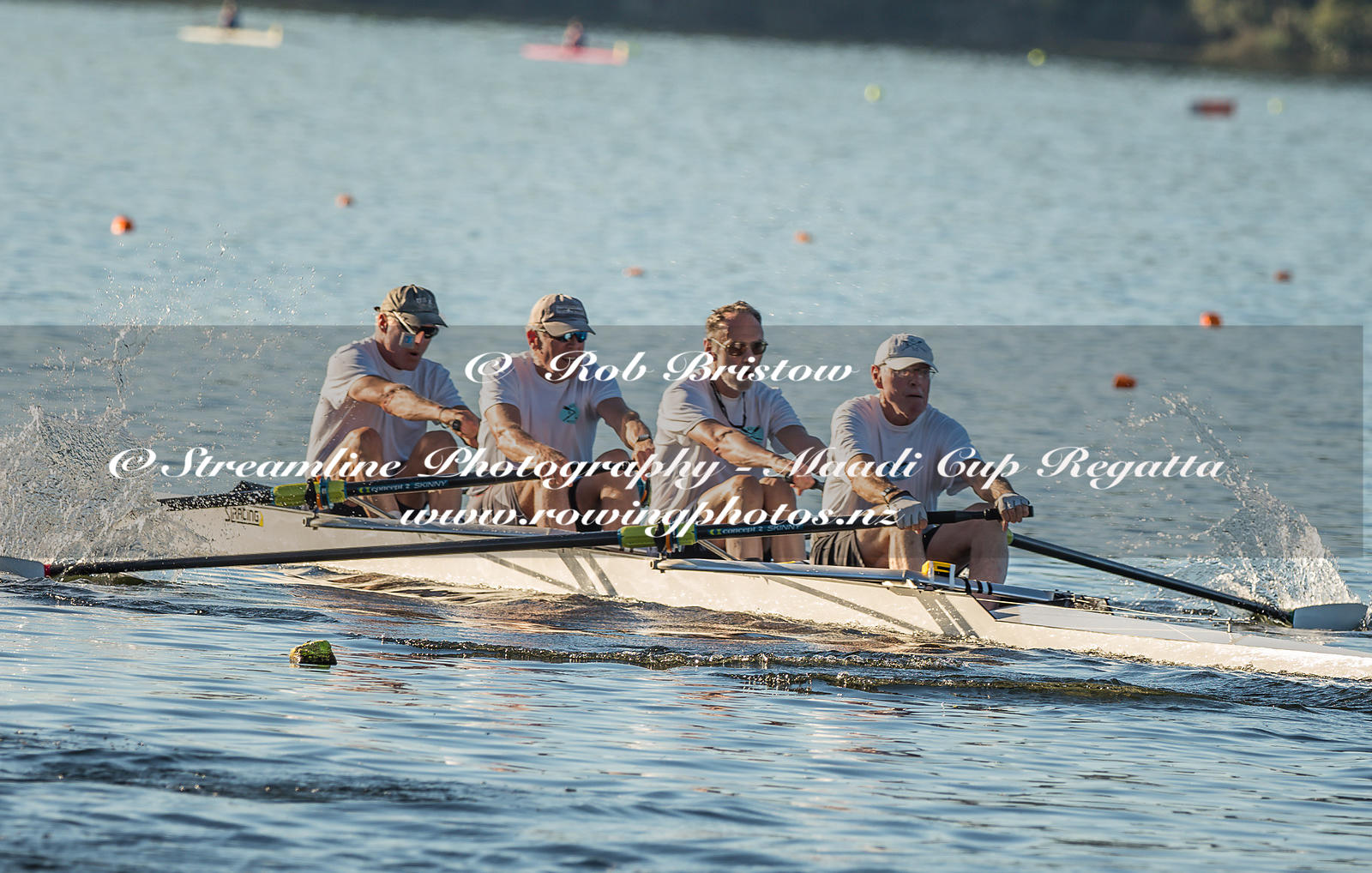 Taken during the World Masters Games - Rowing, Lake Karapiro, Cambridge, New Zealand; Tuesday April 25, 2017:   6268 -- 20170...