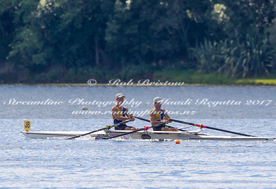 Taken during the NZSSRC - Maadi Cup 2017, Lake Karapiro, Cambridge, New Zealand; ©  Rob Bristow; Frame 1376 - Taken on: Frida...