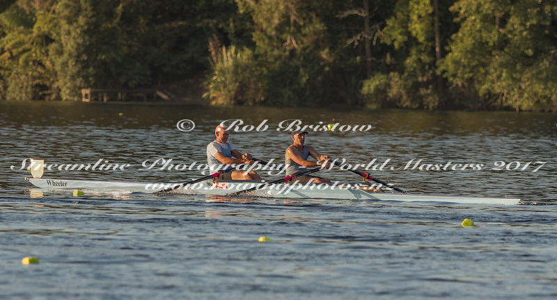Taken during the World Masters Games - Rowing, Lake Karapiro, Cambridge, New Zealand; Wednesday April 26, 2017:   8355 -- 201...