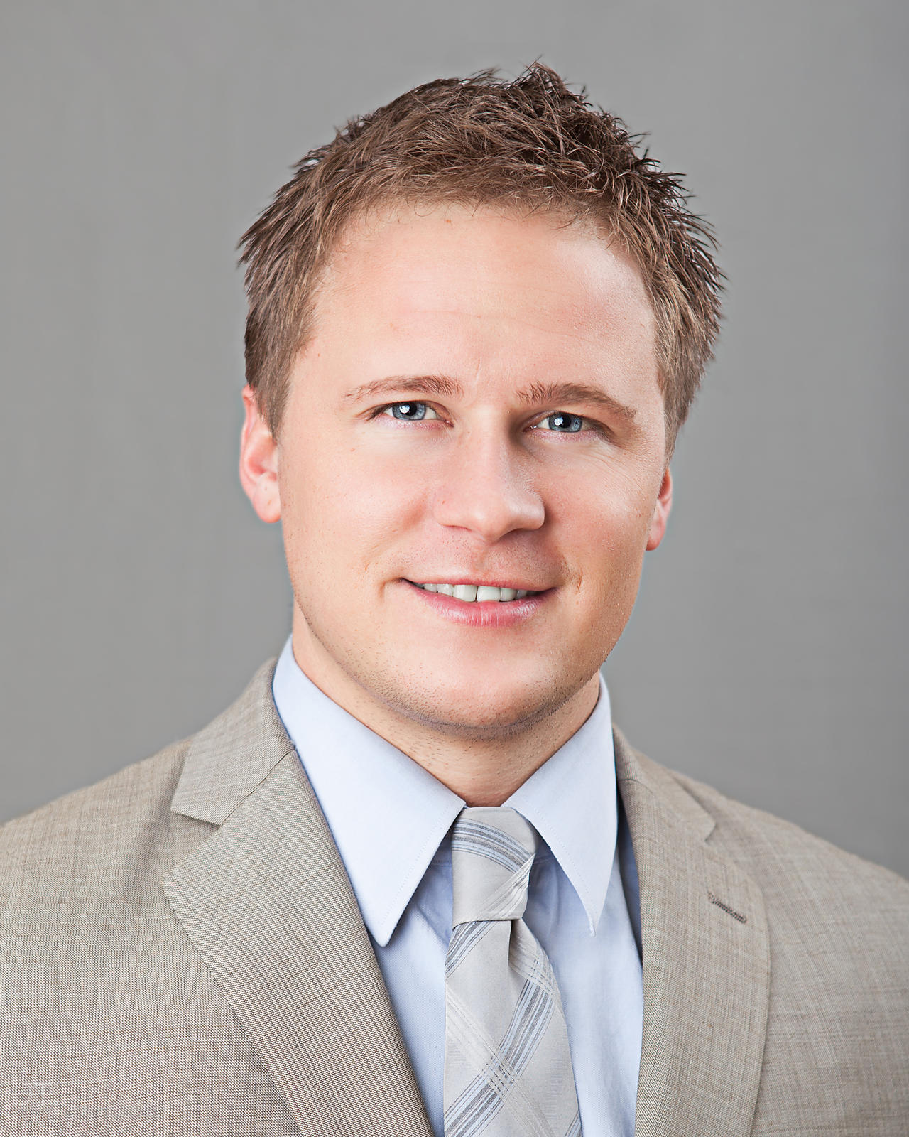 Ryan Thomas Corporate Head shot (Justin Torner/Freelance)