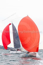 Mini Mayhem, GBR9063T, Melges 24, Weymouth Regatta 2018, 201809081277.