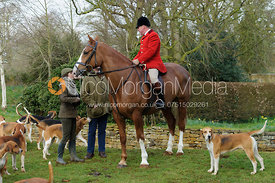 Belvoir Huntsman John Holliday