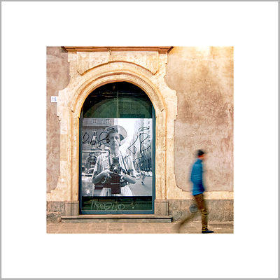 4th December 2017 - Vivian Maier Exhibition - Catania, Sicily (Italy)