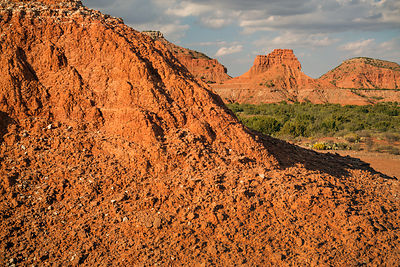 Caprock Canyon Colors