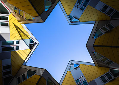Make a wish - Cubic houses, Rotterdam