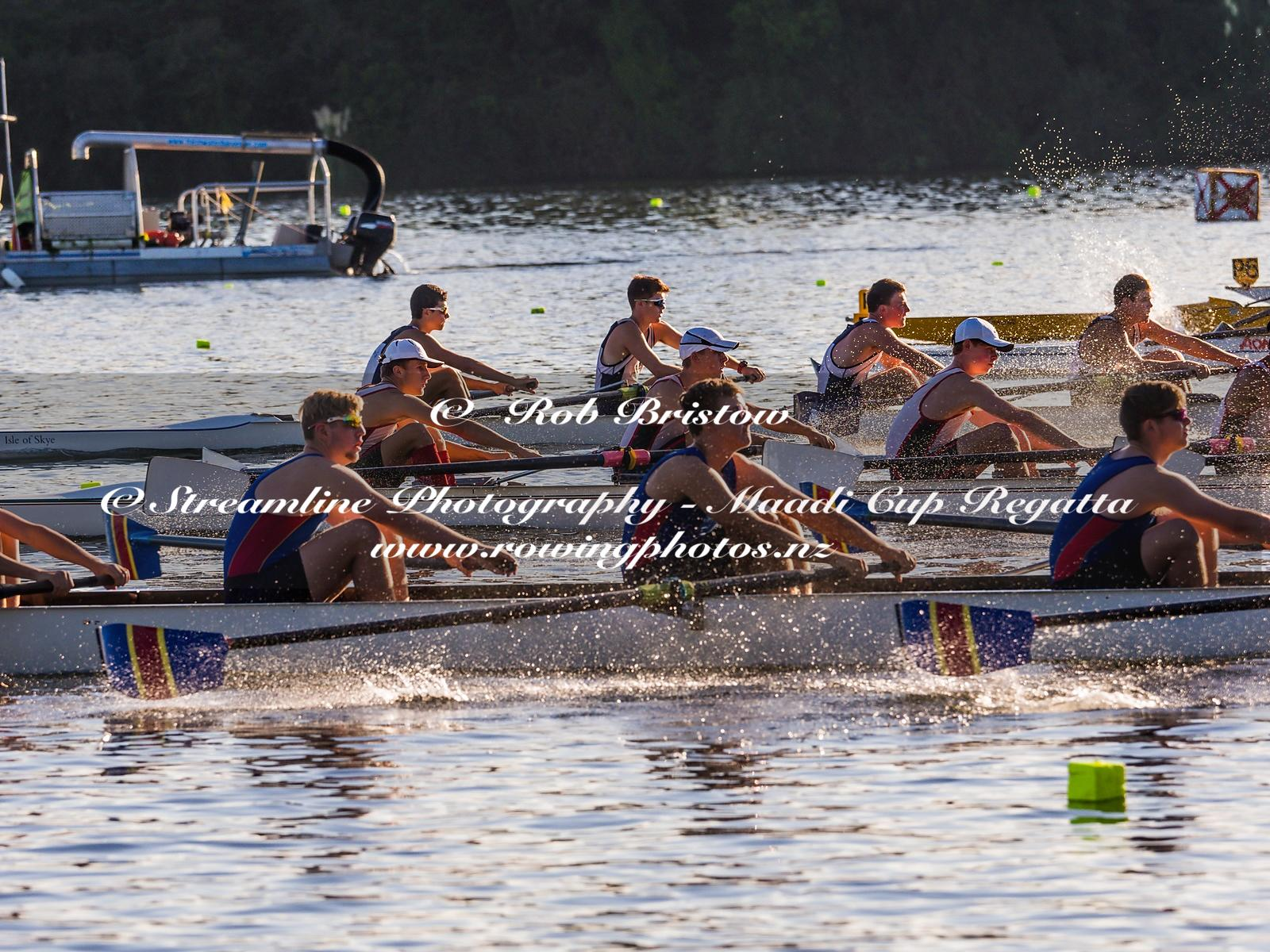 Taken during the NZSSRC - Maadi Cup 2017, Lake Karapiro, Cambridge, New Zealand; ©  Rob Bristow; Frame 7 - Taken on: Tuesday - 28/03/2017-  at 09:00.50