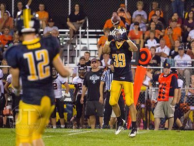 Solon vs Regina Football, August 31, 2012