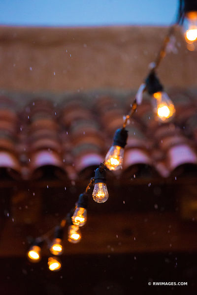 OUTDOOR LIGHTS ROOF TILES RAIN NORTHERN NEW MEXICO COLOR VERTICAL