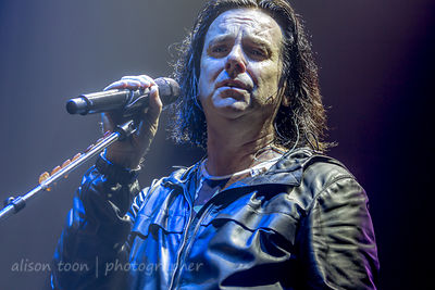 Steve Hogarth, vocals, Marillion, Anoraknophobia evening, PZ, 2015