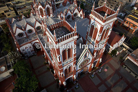 Pondicherry, Sacred Heart Church