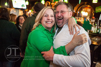 St Pattys Day Iowa City 2013
