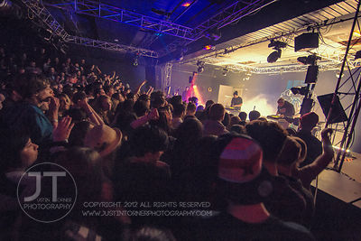 Hoopla - Odesza, Blue Moose Tap House, February 25, 2015