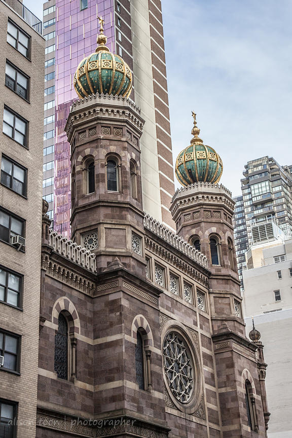 Central Synagogue, Manhattan, New York