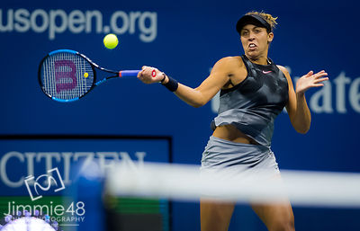 US Open 2017, New York City, United States - 7 Sep 2017