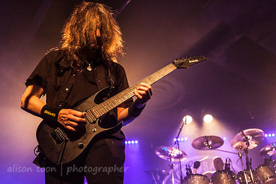 André Olbrich, guitar, Blind Guardian