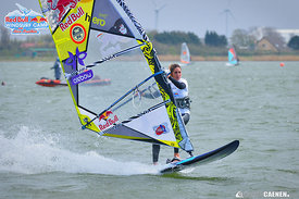REDBULL WINDSURF CAMP  AVEC ALICE ARUTKIN
