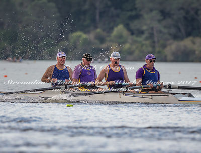 Taken during the World Masters Games - Rowing, Lake Karapiro, Cambridge, New Zealand; Tuesday April 25, 2017:   5809 -- 20170...