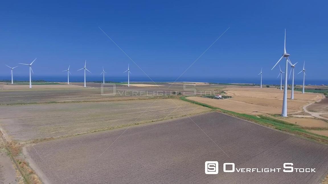 Wind Turbine Alternate Energy Italy
