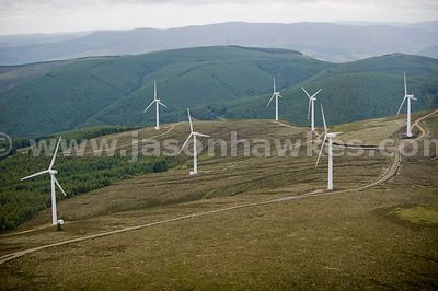 Bowbeat Hill Windfarm, Scotland