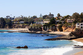 Laguna Beach Oceanfront Homes