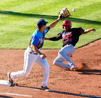 CR Kernels vs Peoria Chiefs, August 6, 2016