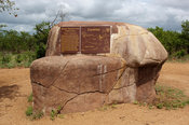 Tropic of capricorn, Kruger National Park, South Africa