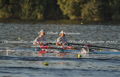 Taken during the World Masters Games - Rowing, Lake Karapiro, Cambridge, New Zealand; Wednesday April 26, 2017:   8328 -- 201...