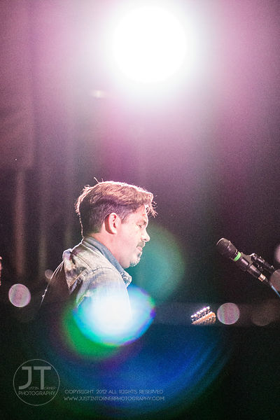 Hoopla - Duncan Sheik, UI Homecoming, October 10, 2014