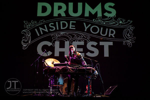 Drums Inside Your Chest at Englert