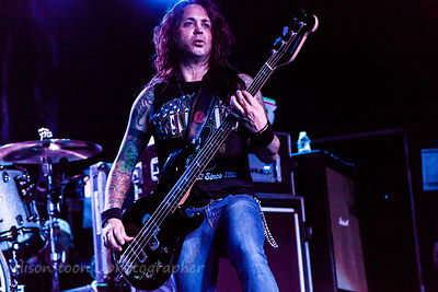Kelly LeMieux, bass, Buckcherry