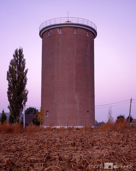 Watertower Brussegem, No. 14