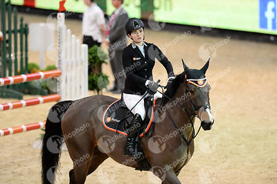Wright Gemma, (Gbr) and ULRIKE VAN OVERIS Z