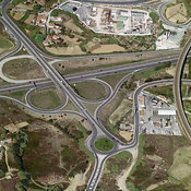 Road Junction, Almada