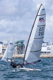 RS100 265, Zhik Poole Week 2015, 20150823079