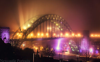Fog on the Tyne (2)