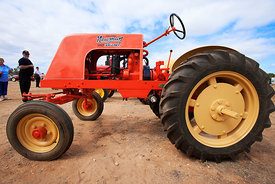 British Newman Tractor