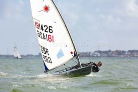 Laser 181426, Parkstone YC Winter Dinghy Series 2018, 20181111011