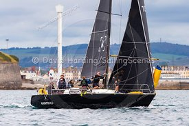 Bengal Magic, IRL725, J35, Weymouth Regatta 2018, 20180908072.