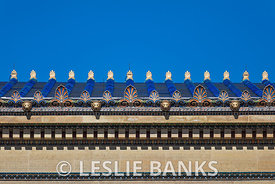 Moulding Detail of the Philadelphia Art Museum