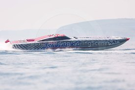 Silverline, A-47, Fortitudo Poole Bay 100 Offshore Powerboat Race, June 2018, 20180610342