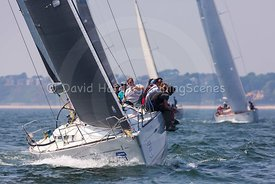 Sailplane, GBR4013R, Beneteau First 40, Poole Regatta 2018, 20180526459