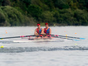 Taken during the NZSSRC - Maadi Cup 2017, Lake Karapiro, Cambridge, New Zealand; ©  Rob Bristow; Frame 2010 - Taken on: Satur...