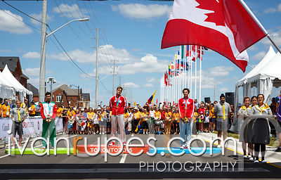 Individual Time Trial, Toronto 2015 Pan Am Games, Milton, On; July 22, 2015