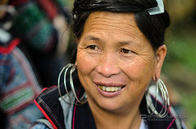 Black Hmong Woman